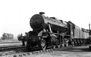 Graham Farish 372-160 LNER Class 8F, Black Livery [NOT YET RELEASED]